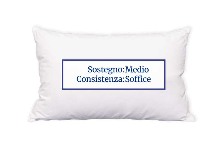 Cuscino 3 Soft – Medio