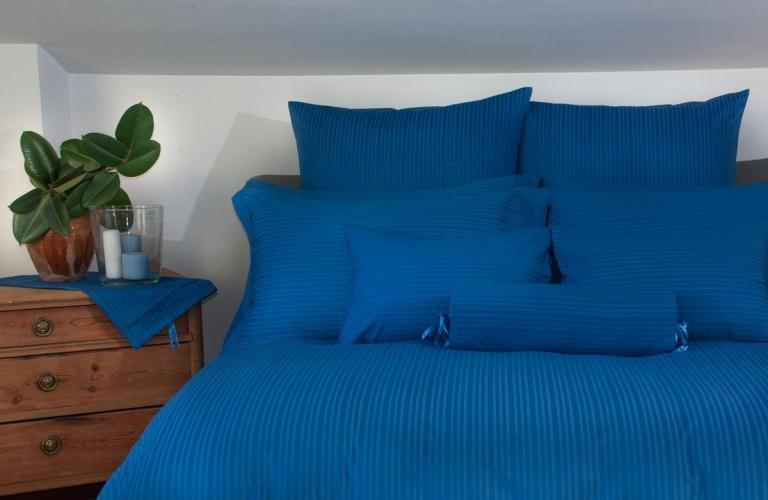 Herringbone Brillant Light Blue