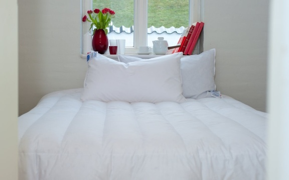 The Classic Duvet White - Special Edition