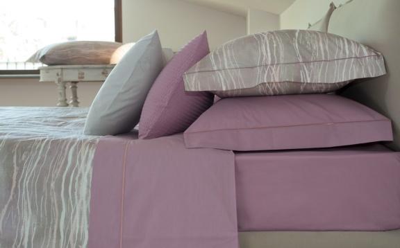Alet Pink Duvet Cover