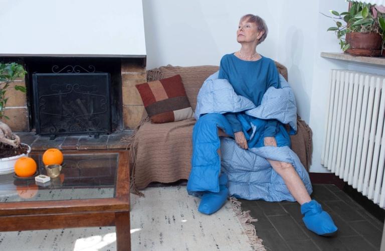 Пуховое одеяло-трансформер