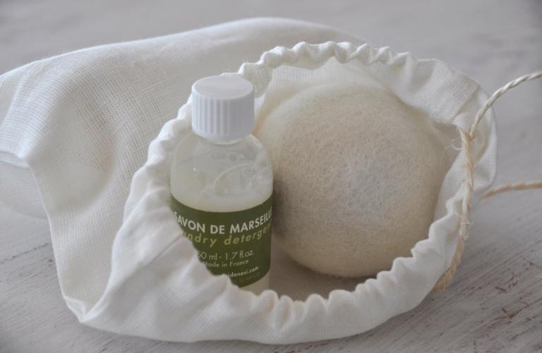 Savon de Marseille laundry detergent