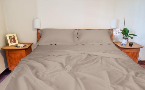 Cotton Sheets Plain Color