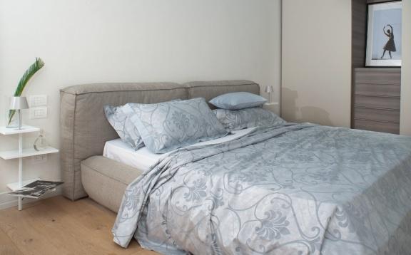 Bedspread Stribe