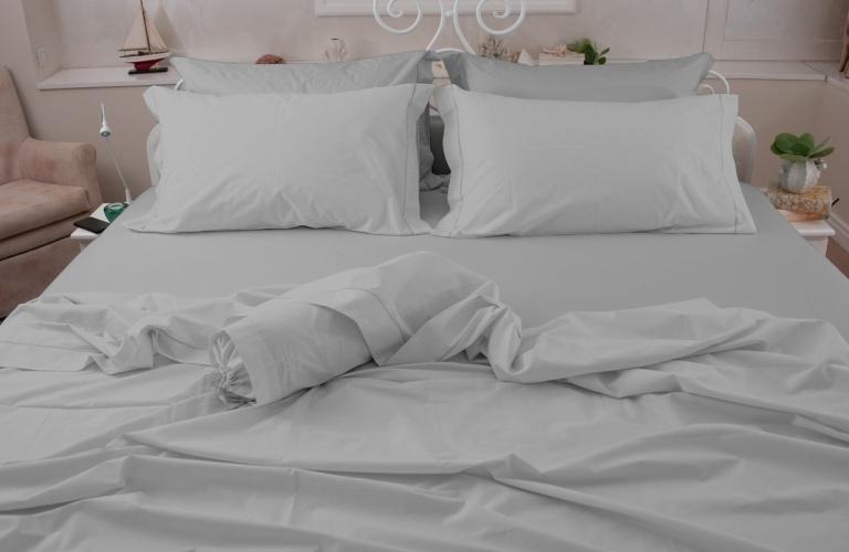 Smooth Cotton Sheets plain color
