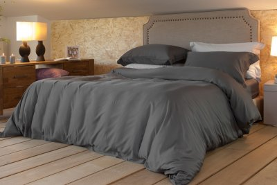 Bamboo sateen duvet cover