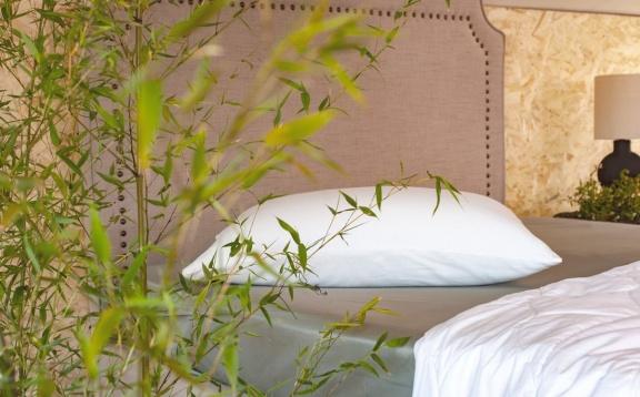 Bamboo hugger pillow case