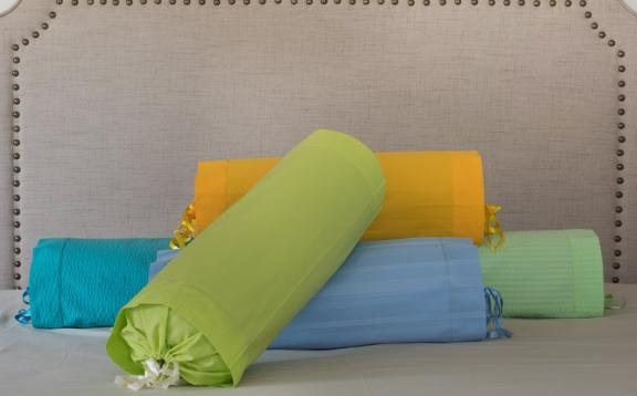 Наволочка для подушки «Round» Ø16 x 45 cm