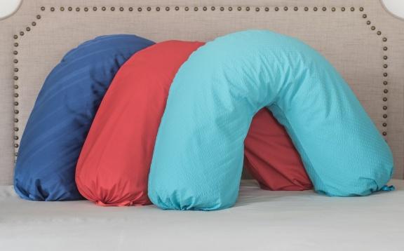 Pillowcases for the Boomerang Pillow