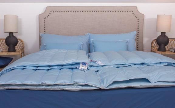 Пуховое одеяло «BI-Comfort®»