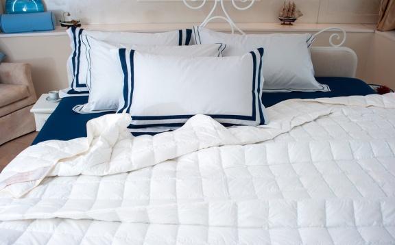 Самое легкое пуховое одеяло «Leggerissimo»