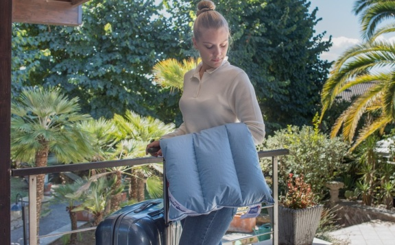 The Multifunction Voyager Pillow