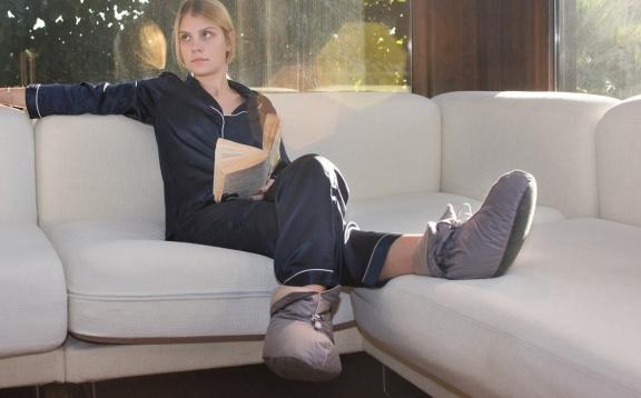 Пуховые носки «New Boot»