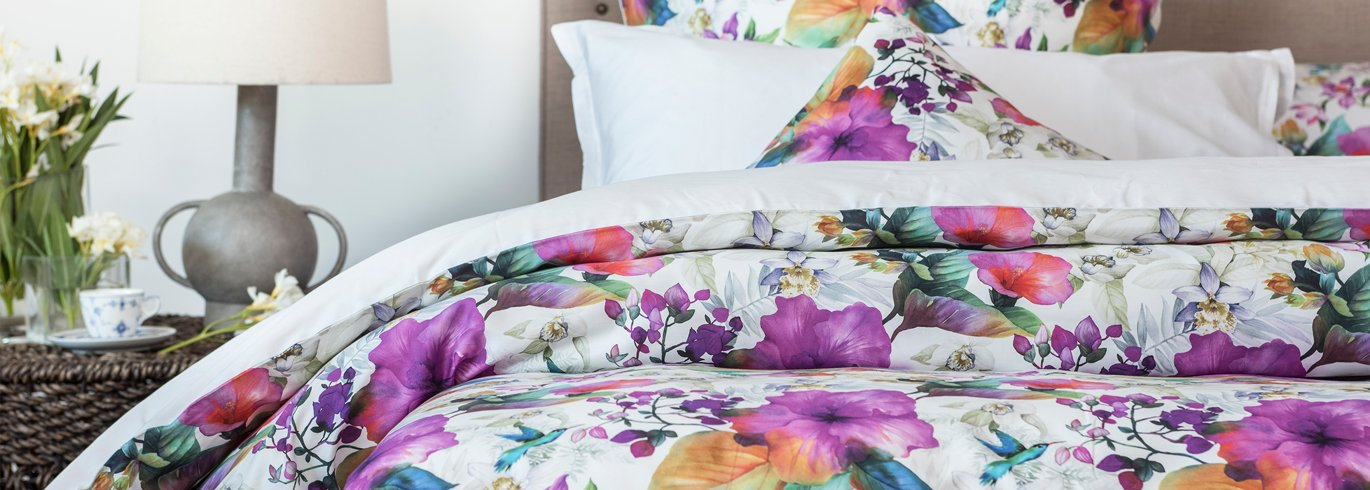 Duvet Cover Made in Italy